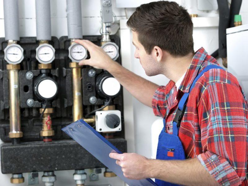 Wartung Kundendienst Notdienst Wasserschaden Störung Heizungsanlage